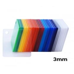 Plexiglass Trasparente 3mm