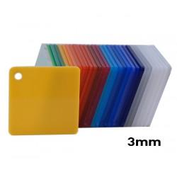 taglio laser online plexiglass 3mm