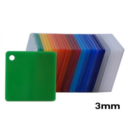 Plexiglass Green