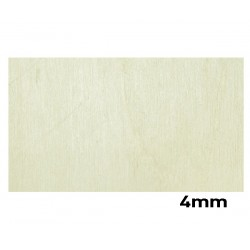 Plywood Poplar 4mm
