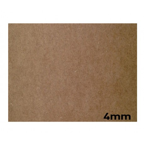 MDF 4mm