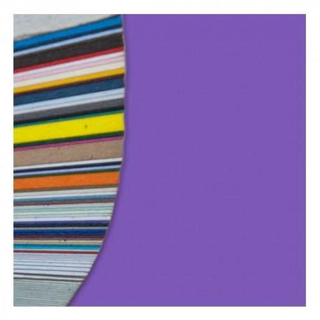Cardboard violet