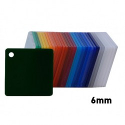 Plexiglass Black 6mm