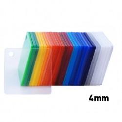 Plexiglass Trasparente 4mm