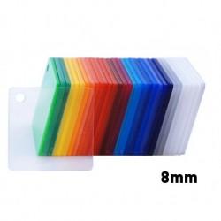 Plexiglass Trasparente 8mm