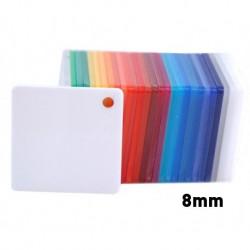 Plexiglass Bianco 8mm
