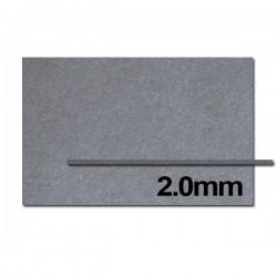 Cartoncino Grigio 2.0mm
