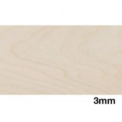 Birch Plywood 3mm