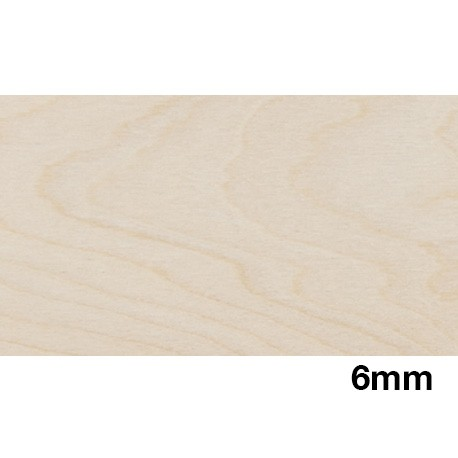 Plywood Poplar 6mm